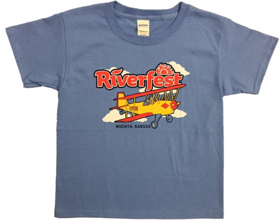 Image of 2017 Riverfest Kids Official Tee
