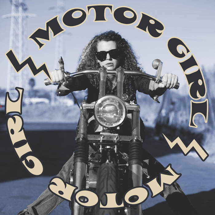 "Image of MOTOR GIRL S/T DOUBLE 7""!"