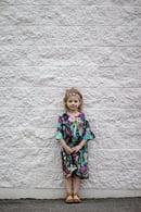 Image 4 of the EMMA top/tunic/dress GIRL'S PDF pattern