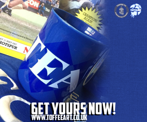 Image of Toffee TV 87 Mug