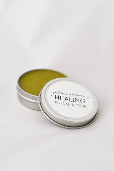 Image of healing body salve