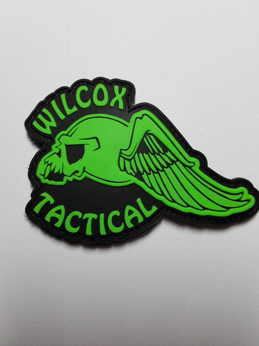 Image of Wilcox Tactical patch