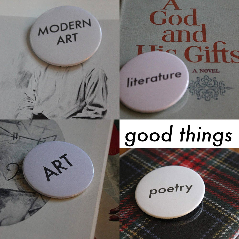 Image of Good Things Pin