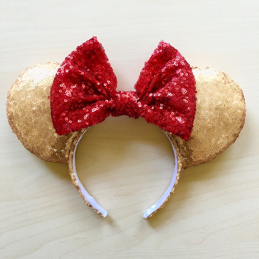 Image of Hundred Acre Sequin Ears