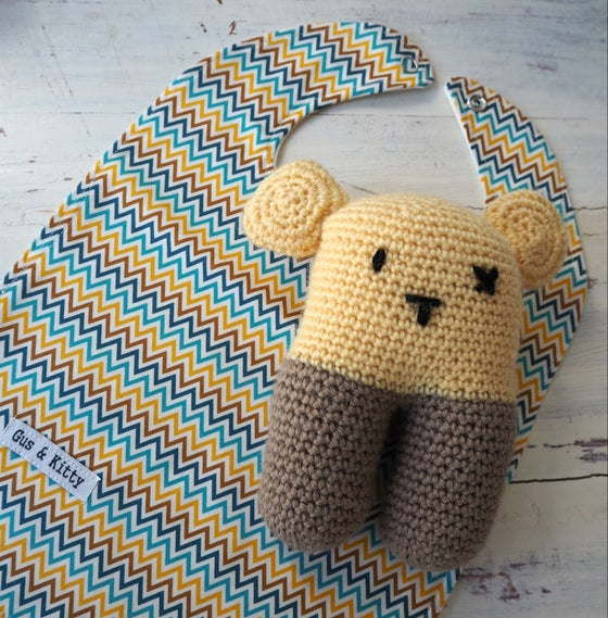 Image of Koala Chevron Gift Set