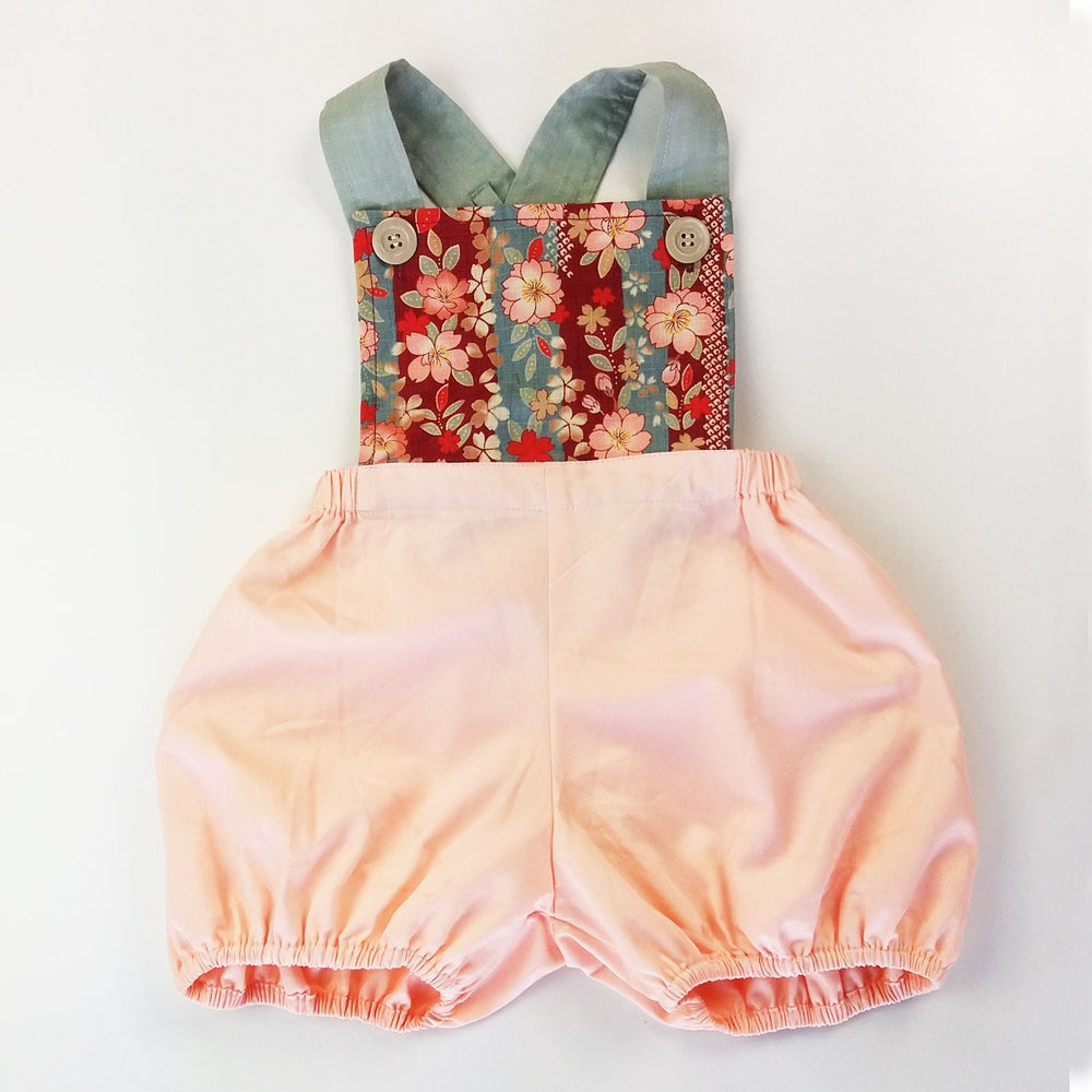 Image of Vintage Clancy Romper - Cherry Blossom