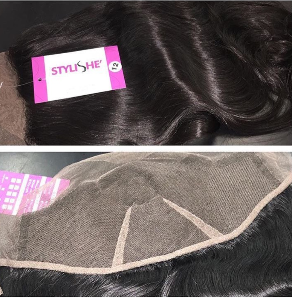 Image of 180% Density 13x6 Lace Frontal