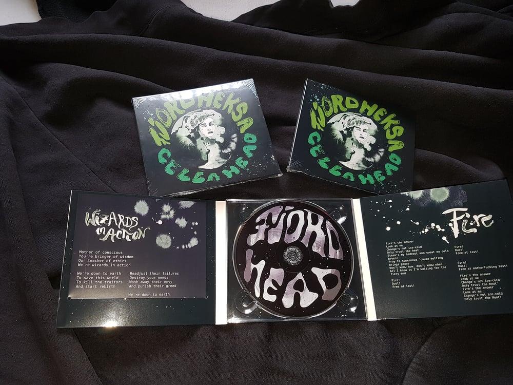 Image of Fjordheksa/Cellahead Split CD