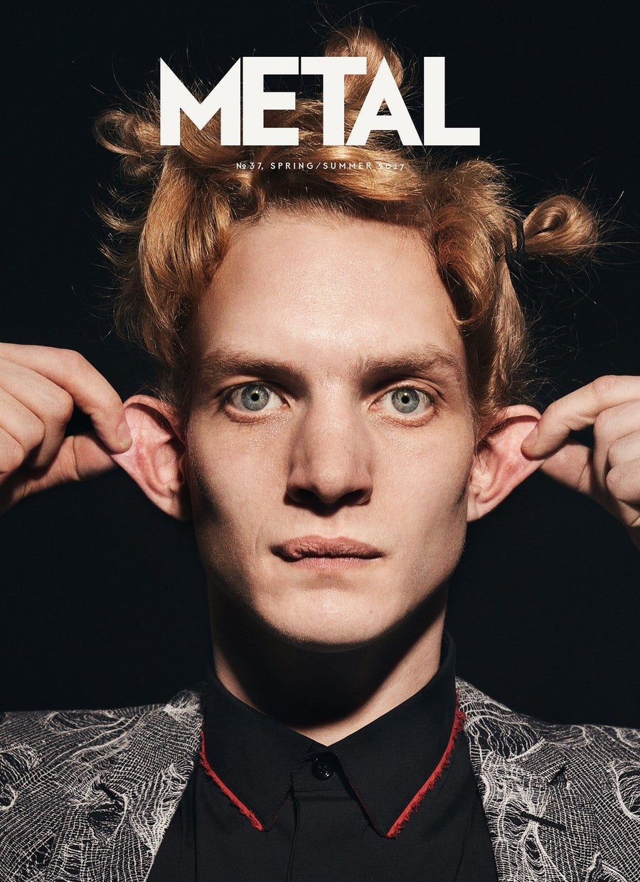 Image of METAL 37 SPRING/SUMMER 2017 | COVER 5