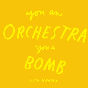 Image of You an Orchestra You a Bomb - Pre-order