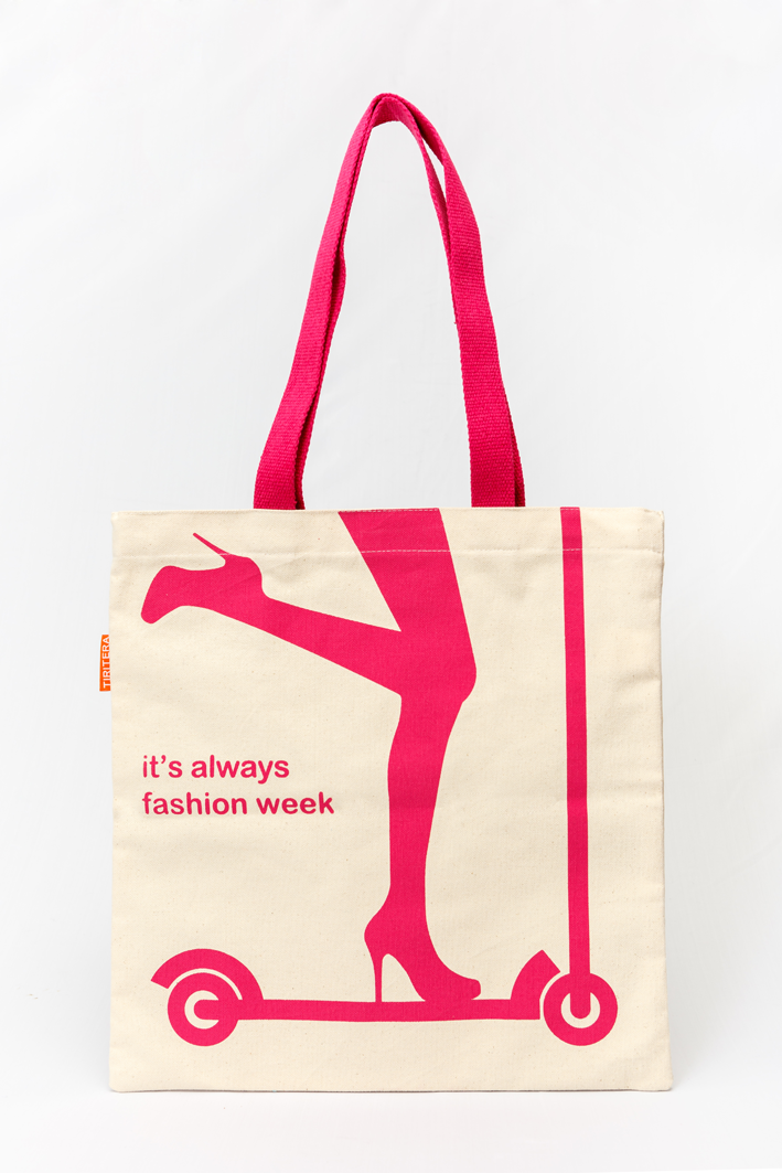Image of ALWAYS FASHION Tote bag