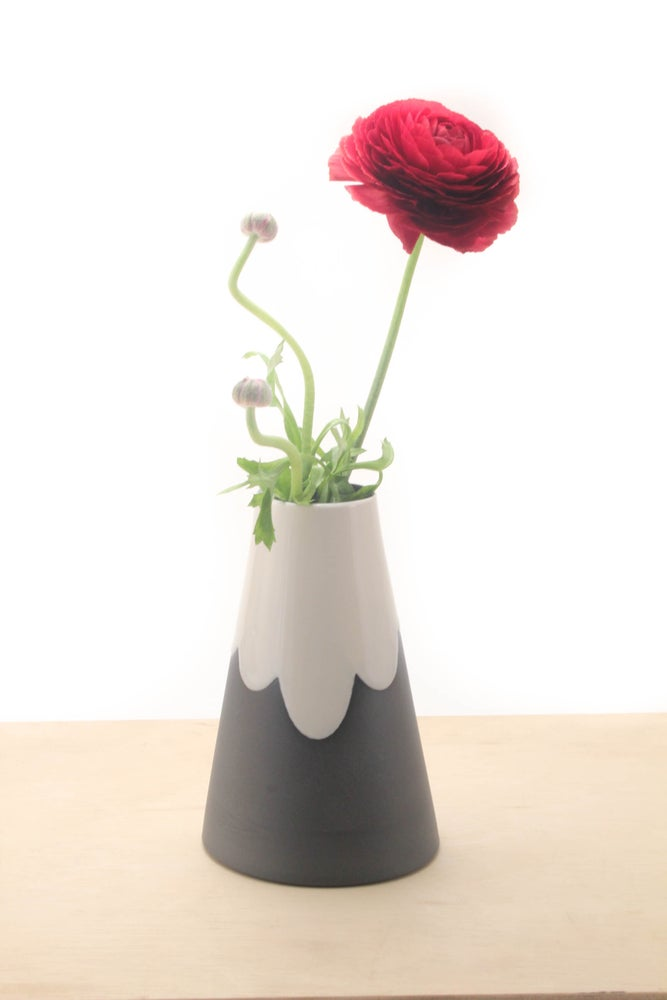 Image of mountain vase