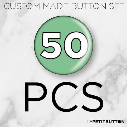 Image of SET OF 50 PINS