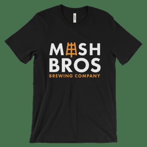 Image of MashBros Black T-Shirt