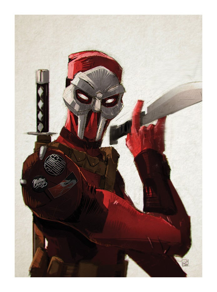 Image of MF Deadpool