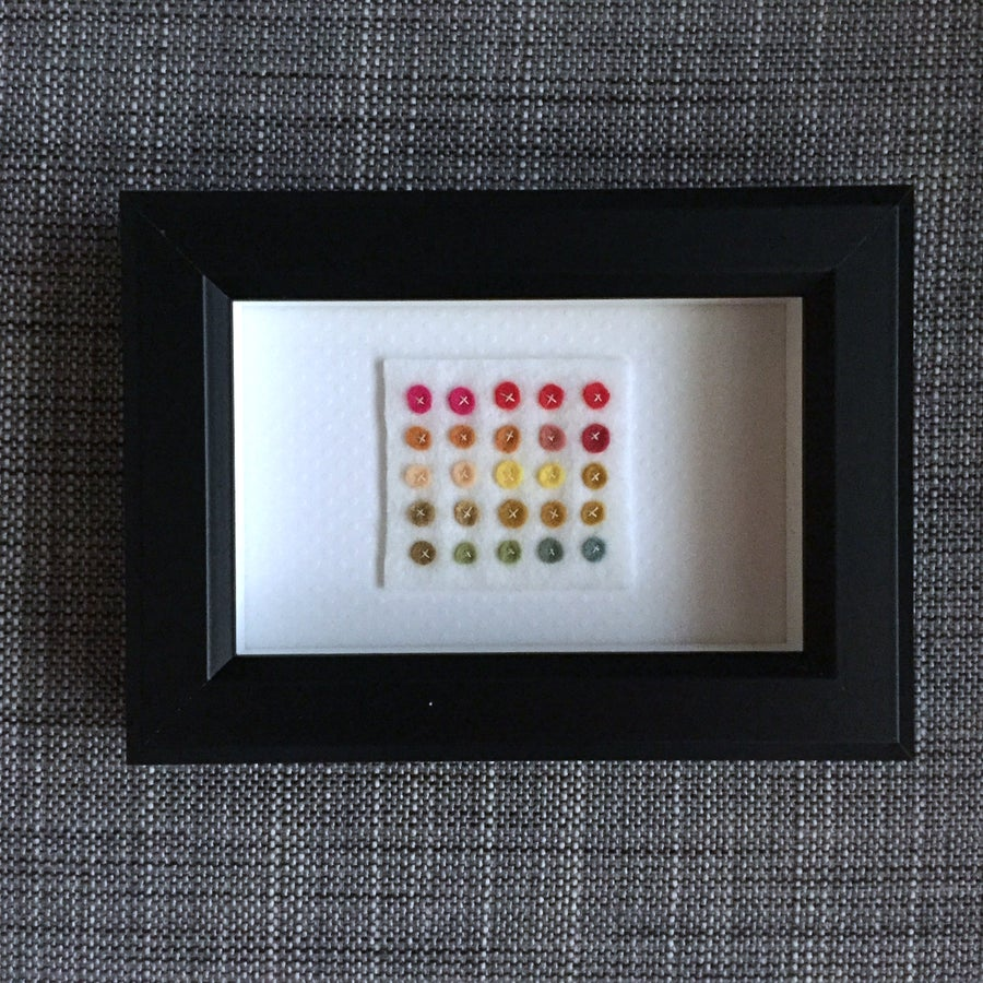 Image of tiny dot grid no. 9