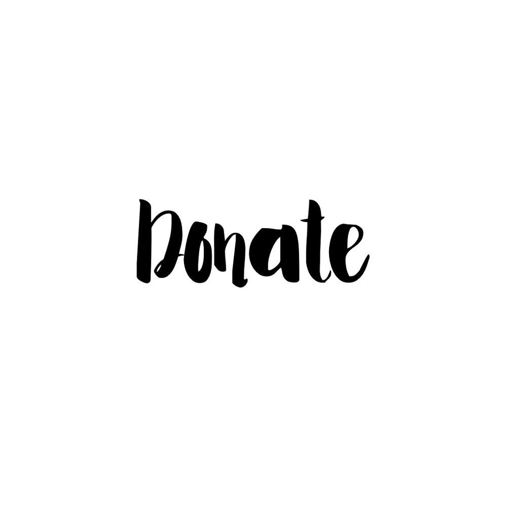 Image of Donate $5 or more