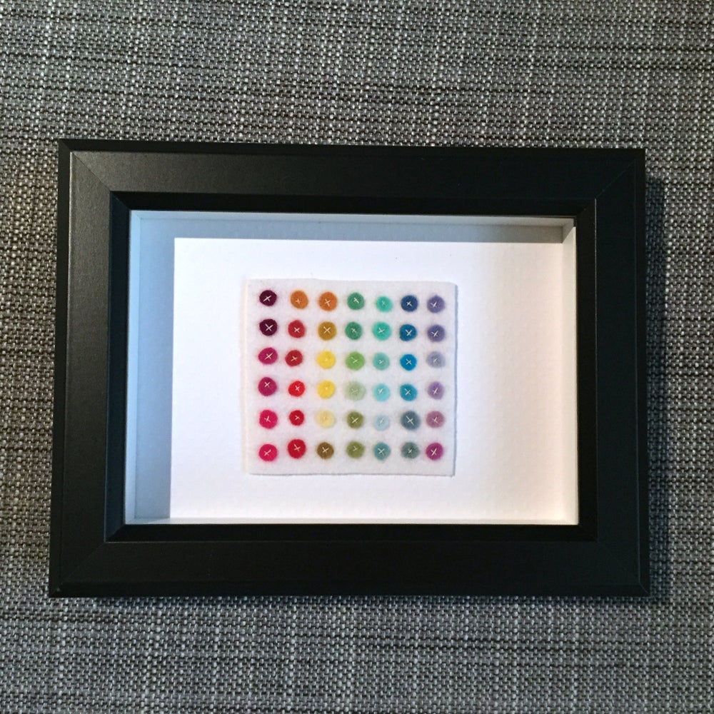 Image of tiny dot grid no. 14