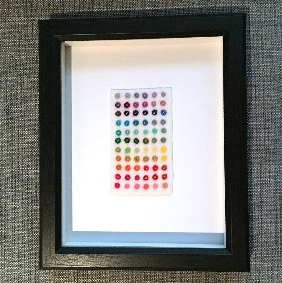 Image of tiny dot grid no. 18