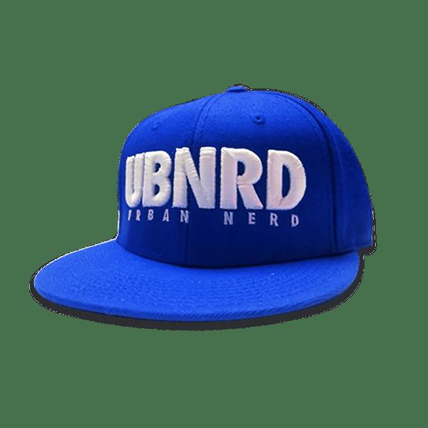 Image of Royal Blue - Urban Nerd ™ 6 - Panel snap back hat