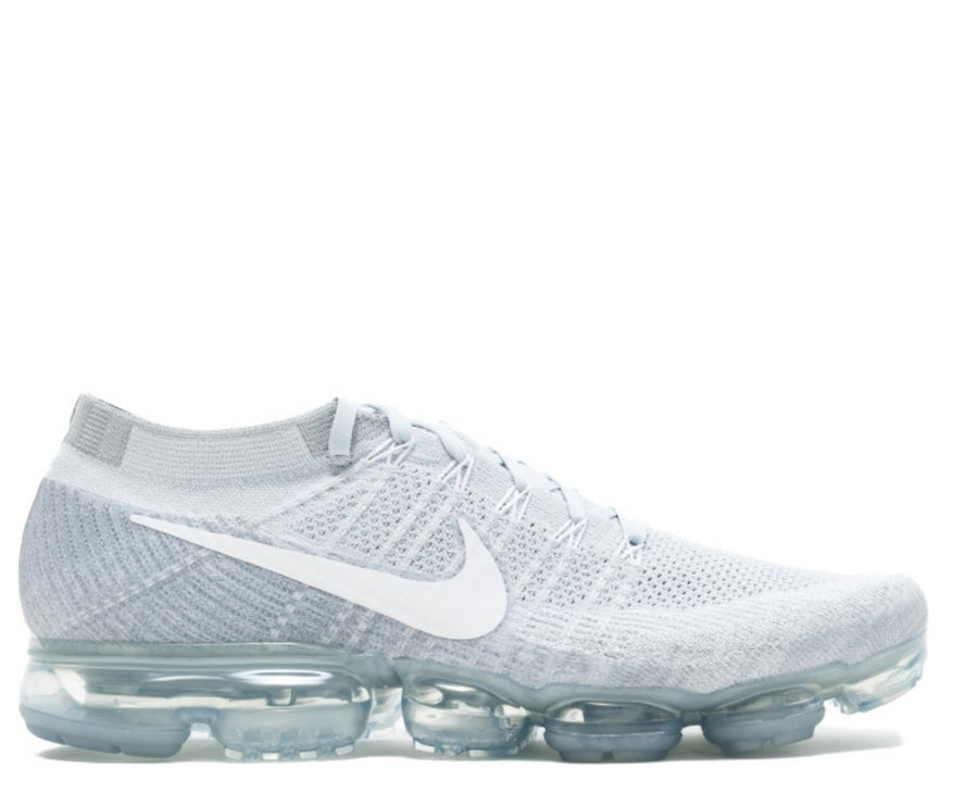 Image of NIKE AIR VAPORMAX FLYKNIT PURE PLATINUM 849558-004