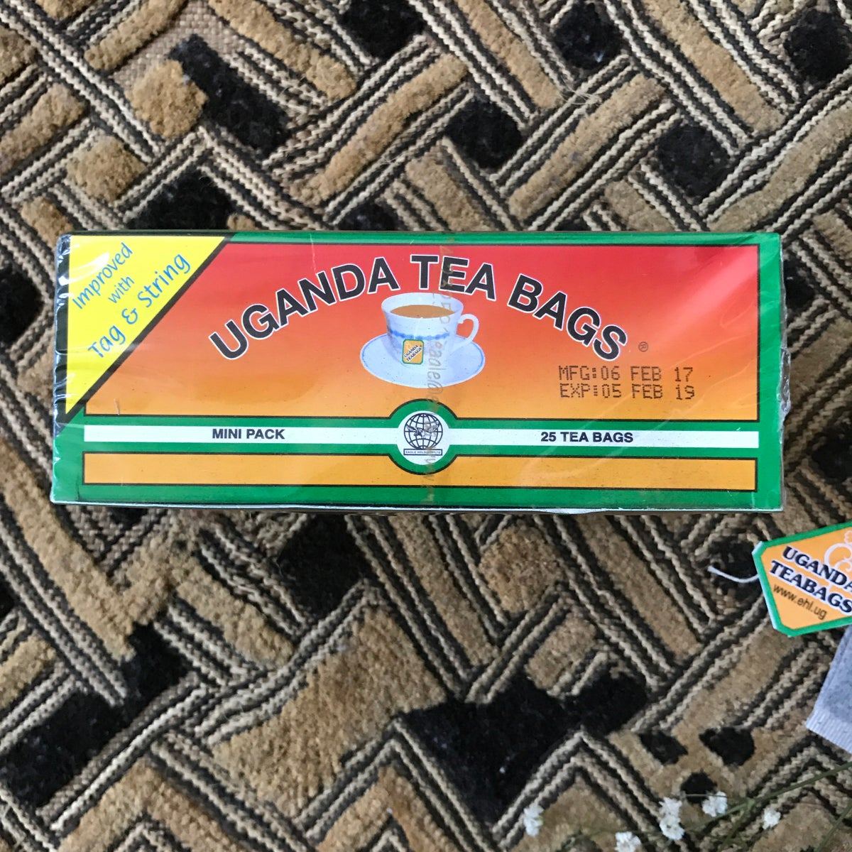 Image of Uganda Tea Bags