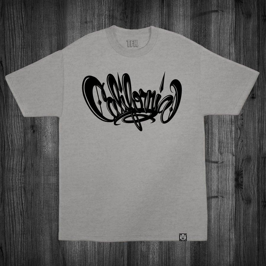 Image of California (Grey Shirt)