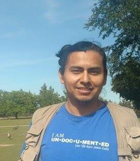 """Image of I am """"Undocumented"""""""