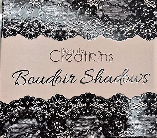 Image of Boudoir Eyeshadow Palette