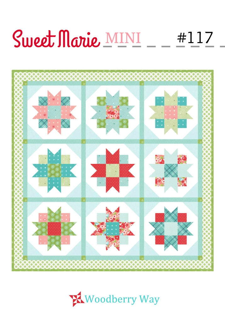Image of Sweet Marie MINI PDF Pattern
