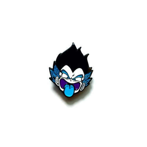 Image of Kamikaze Ghost V2 Pin