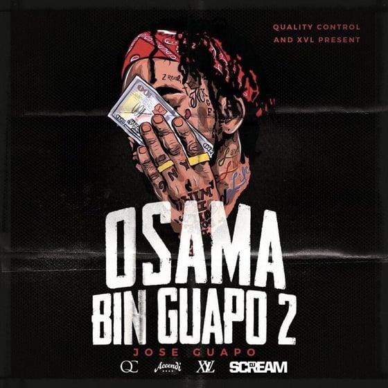 Image of Osama Bin Guapo 2 Signed Copy