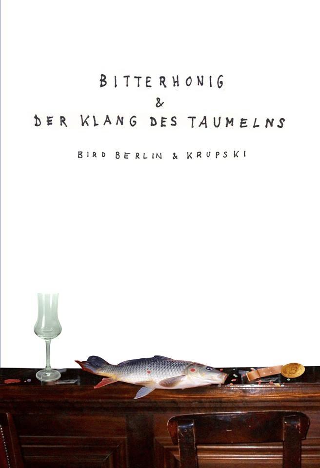 """Image of Buch """"Bitterhonig & Der Klang des Taumelns"""""""