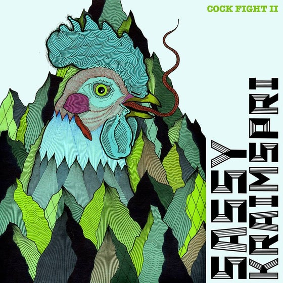 Image of Cock Fight II, vinyl EP 7inch