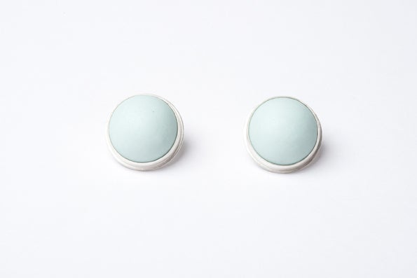 Image of Gumball Stud Earrings