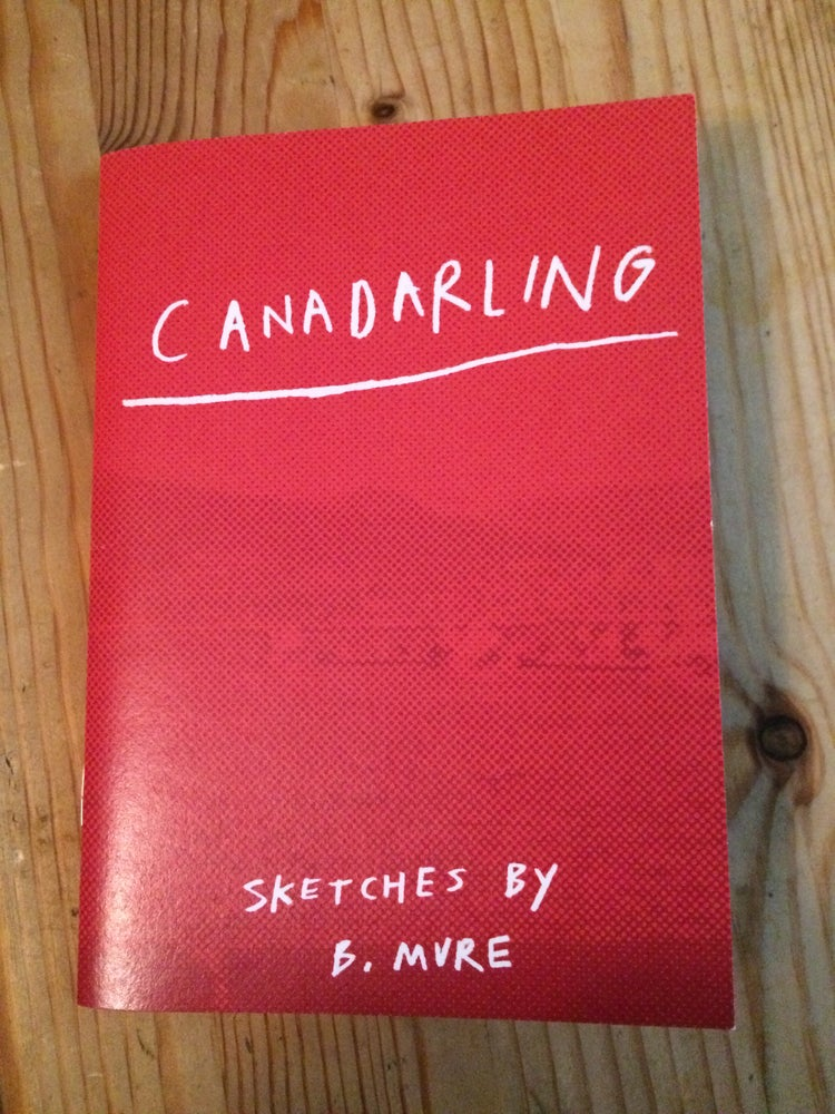 Image of CANADARLING zine