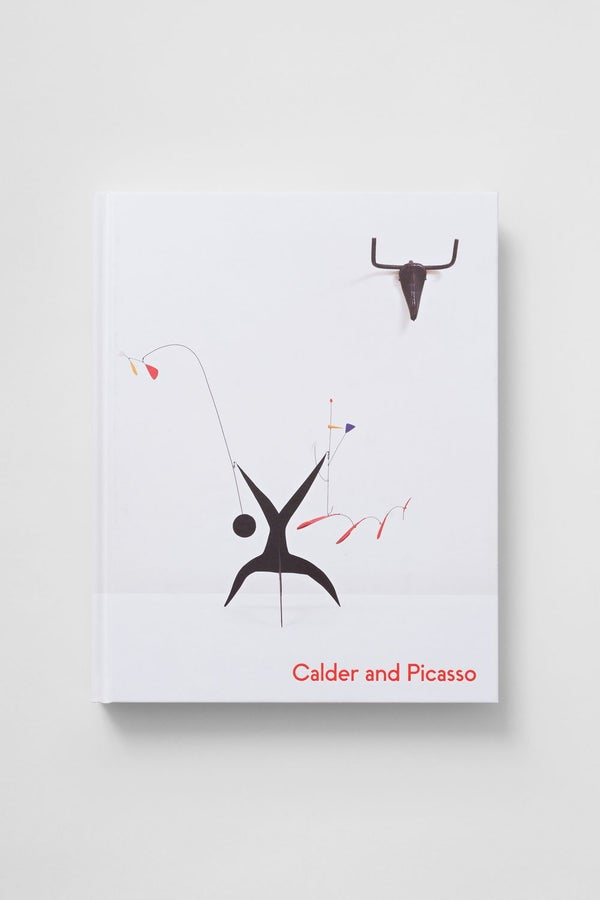 Image of Calder and Picasso