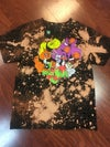 Men's Space Jam Retro Distressed Tee