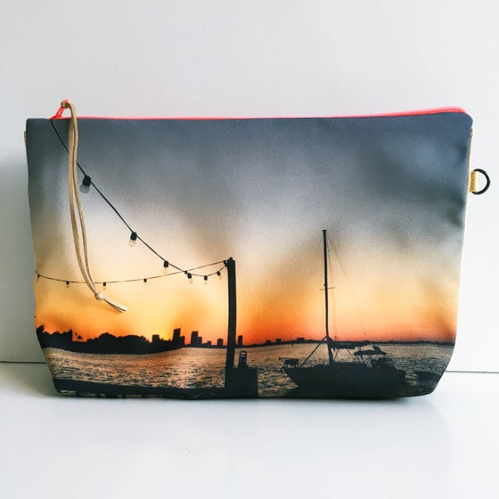 Image of Sunset on The Standard Pouch XL