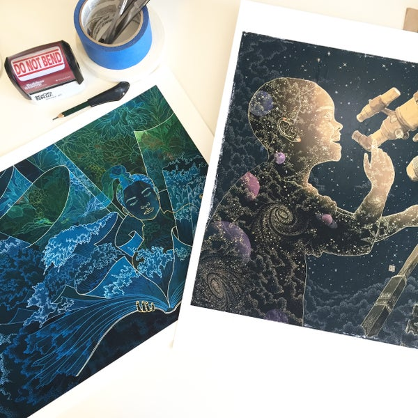 Image of Fine Art Print (on-demand/open-edition)