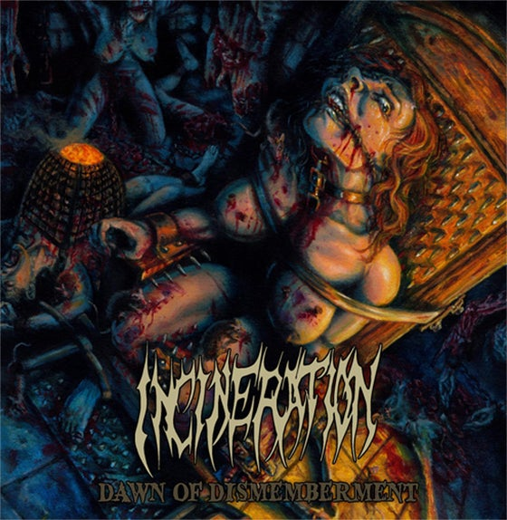Image of Dawn of Dismemberment (Third full length)