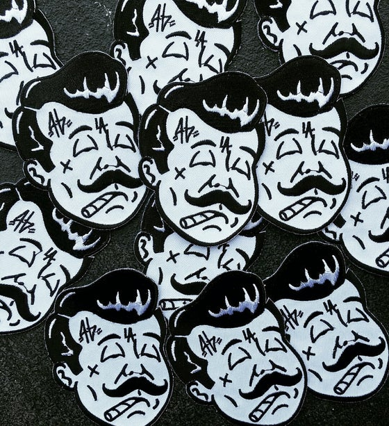 Image of Mr. Ragoo patch 4 inch patch