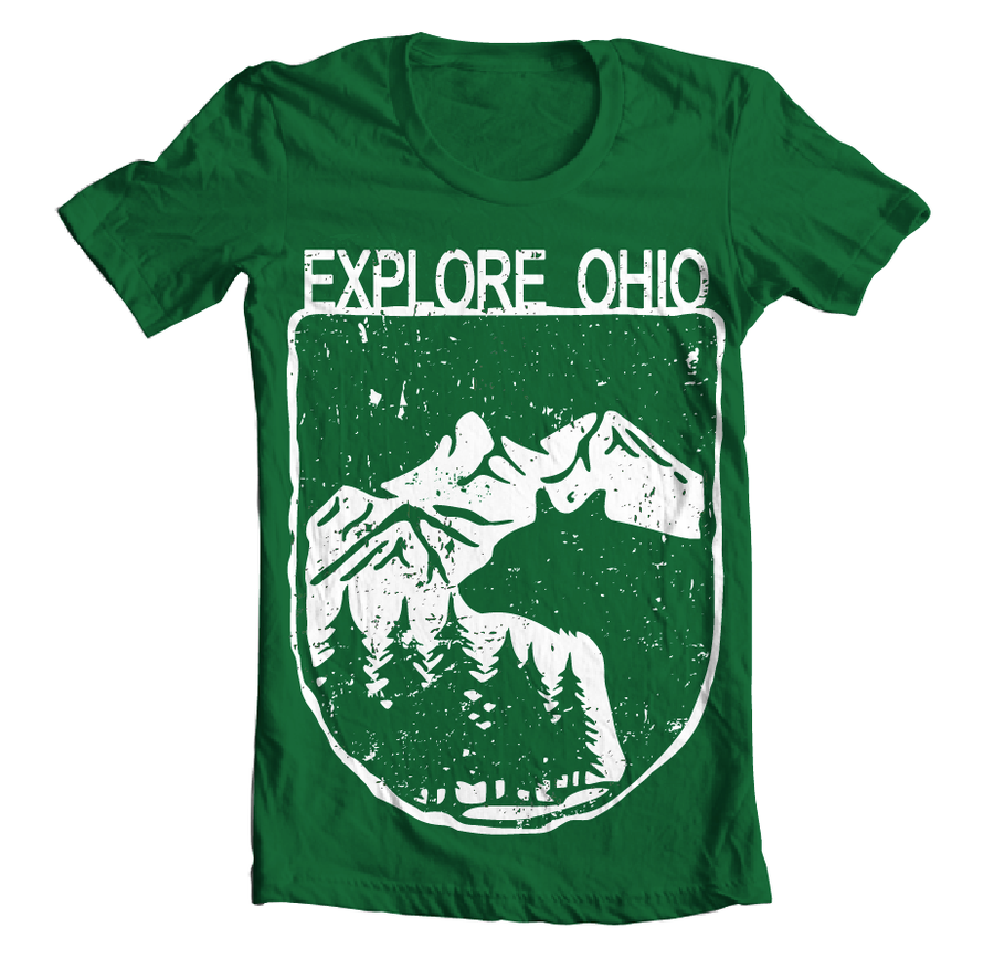 Image of EXPLORE OHIO - UNISEX CREW