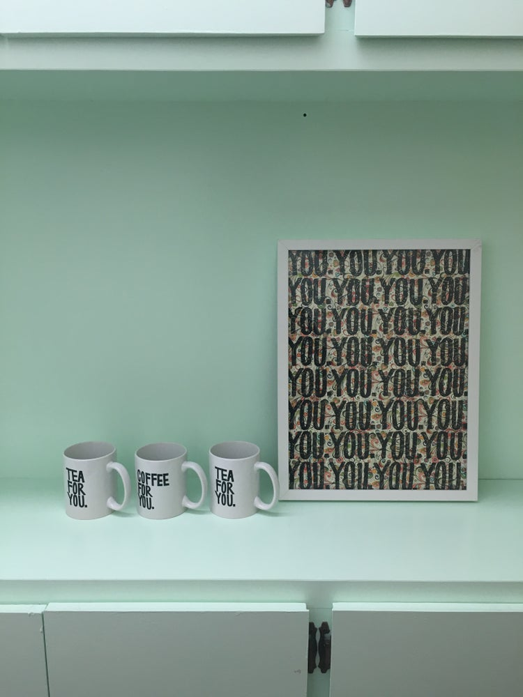 Image of MUGS FOR YOU.