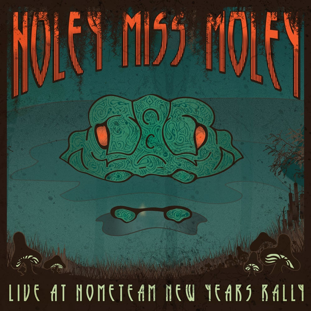 "Image of ""Live At Hometeam New Years Rally"" Album"