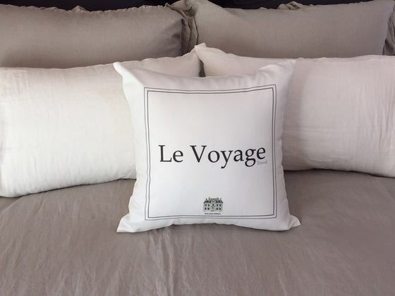 Image of Voyage cushion