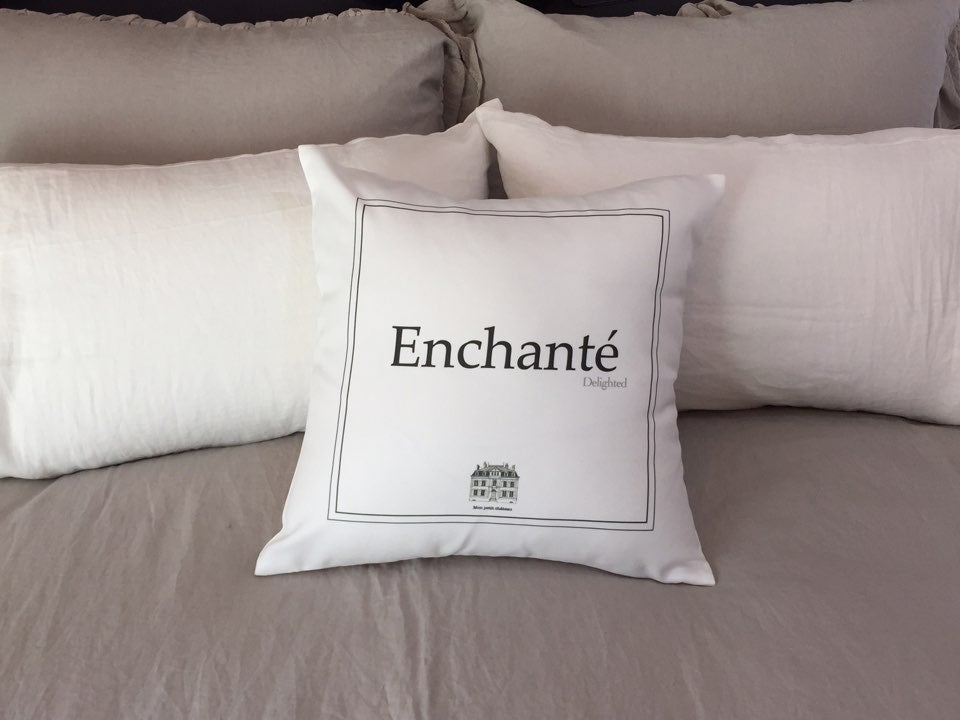 Image of Echante Cushion Cover