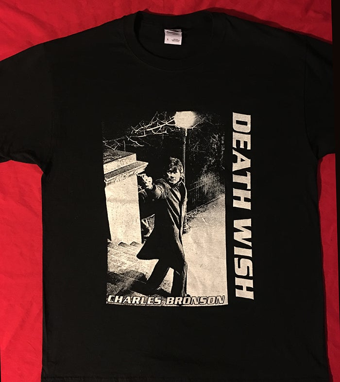 Image of Death Wish - T shirt