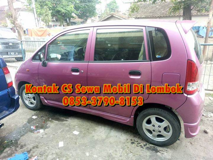 Image of Sewa Mobil Lombok Tanpa Supir