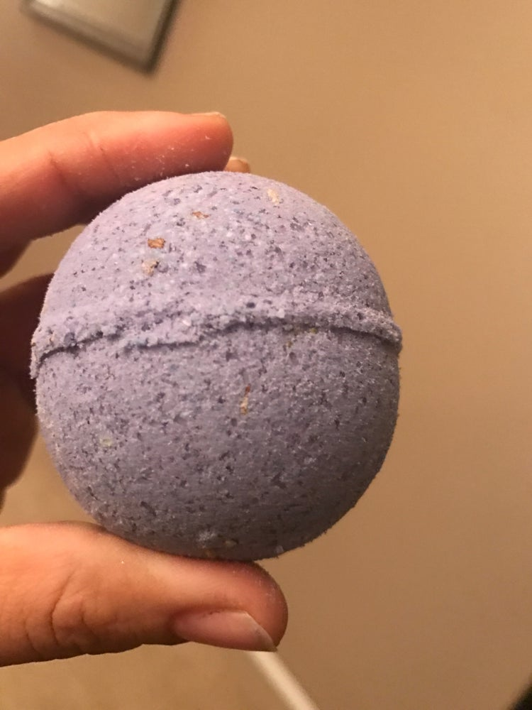 Image of Grand Daddy Lavender Bath Bomb